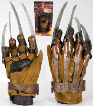 Nightmare On Elm Street Replica Freddy Krueger Glove